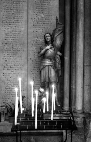 Joan of Arc, Dijon