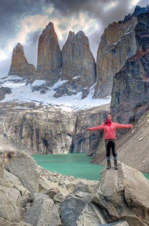 The Towers of Torres de Paine