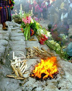 Chichicastenango Lent Offering